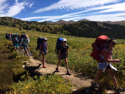Team Midway: Middle School Outdoor Ed
