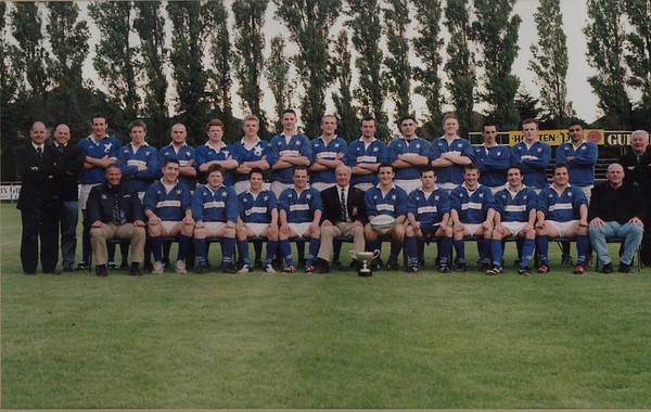 Team Photo Archive 2001 - 2015