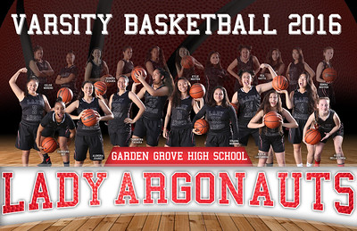 Girls BBall Poster