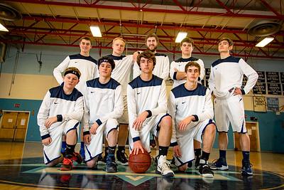 Rebel Pride: The Telstar boys break out the attitude for the team photo.