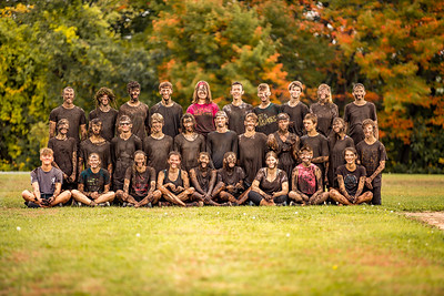 Cross Country (after their annual mud run)