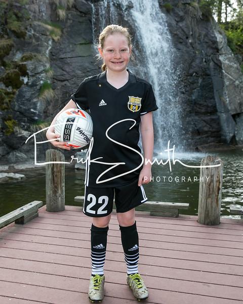 FC Spokane Girls 2018