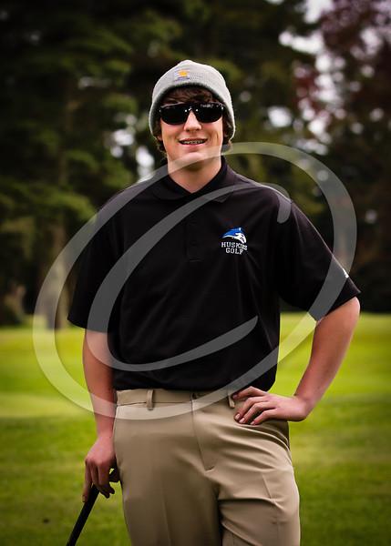 FUHS Golf 2012