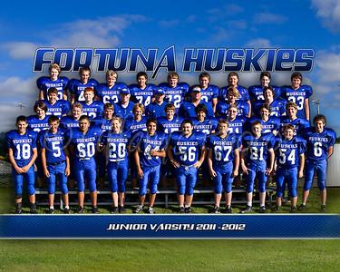Fortuna High School Teams 2012