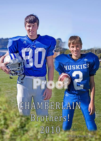 Husky Football Varsity 2010
