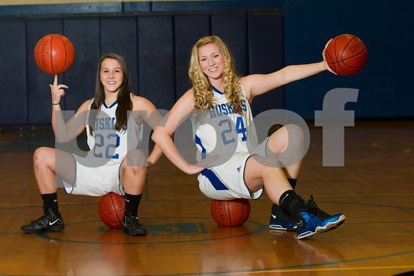 Varsity Girls Team 2012