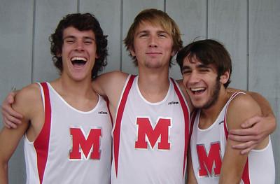 2006 Boys Team Captains