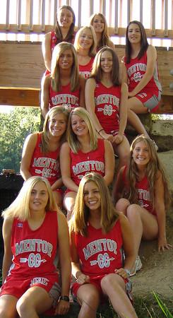2005 Girls Team Seniors