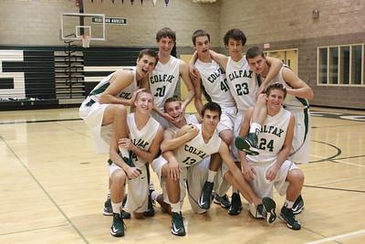 Colfax Boys Basketball