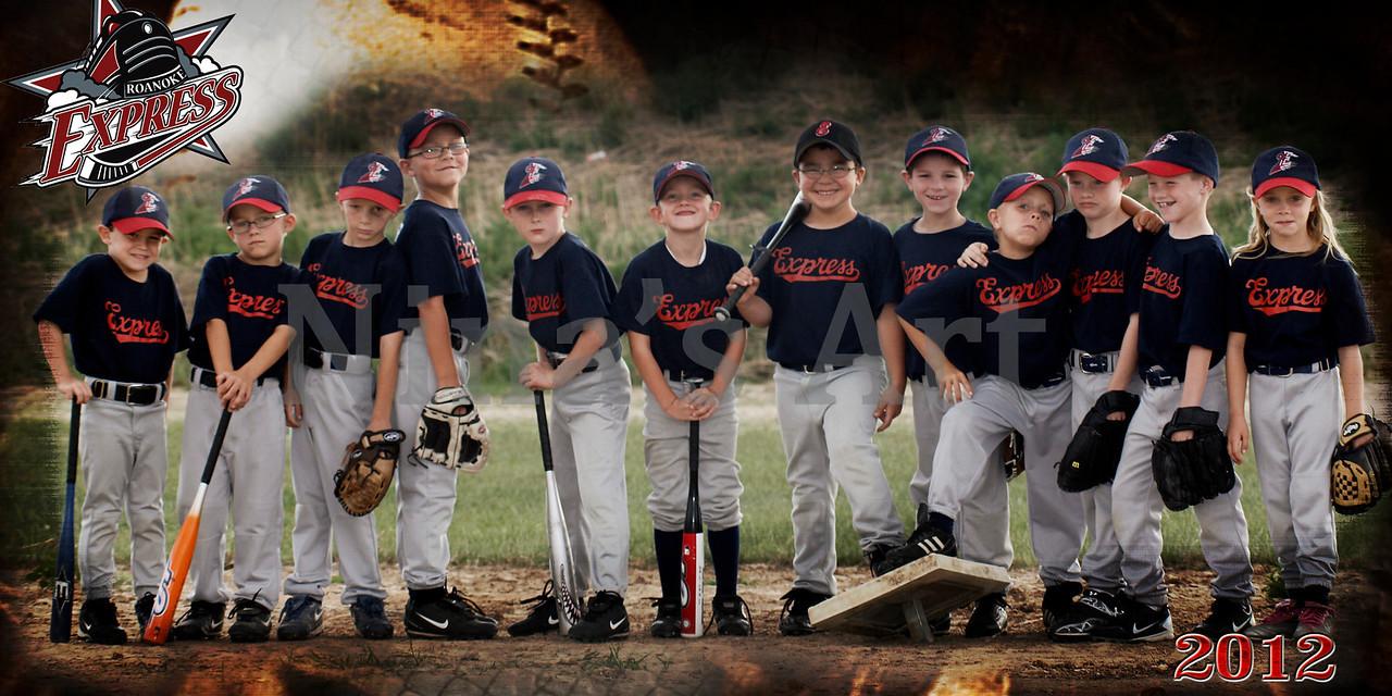 Preston Fun Team