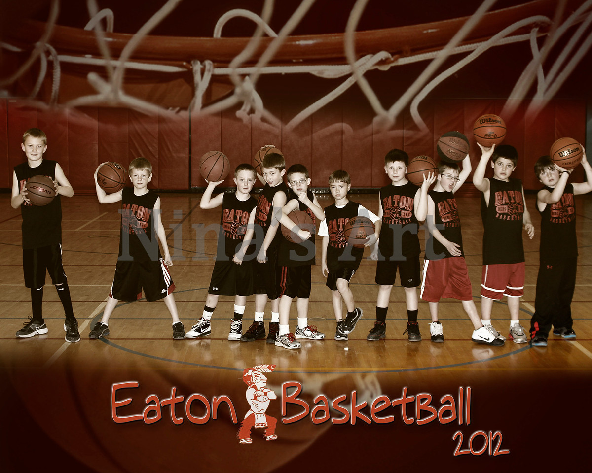 Gesick BBall Fun Team 2012