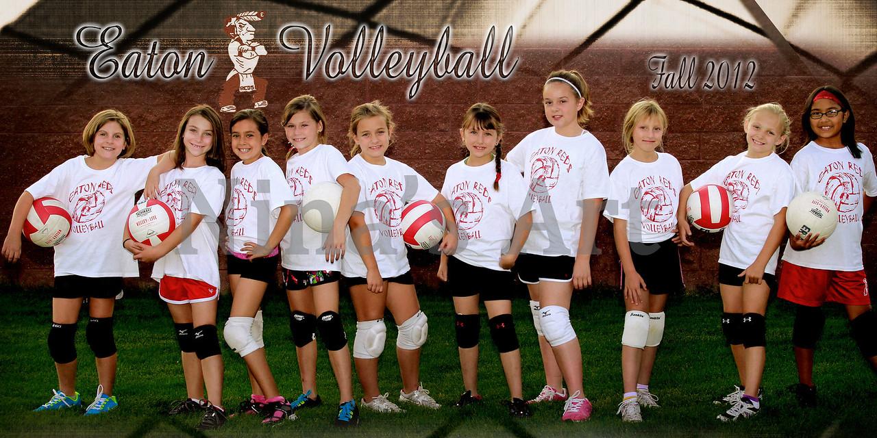 Schmitt Fun Team Fall 2012