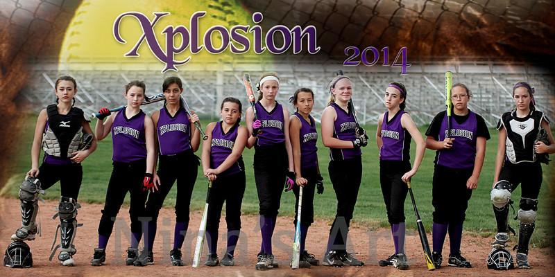 xplosion 12's fun