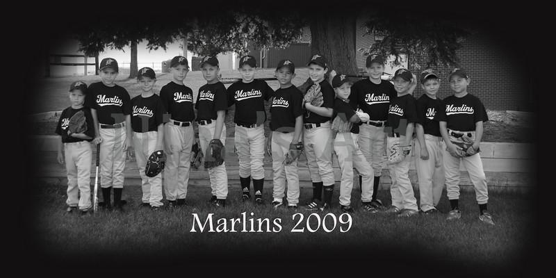 Gavette/Marlins Baseball 2009
