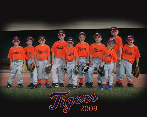Gesick Baseball 2009