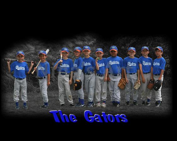 Heaton Baseball Team