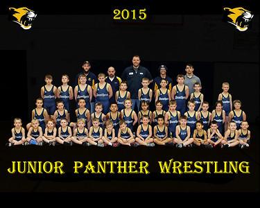 Junior Panther Wrestling 2015
