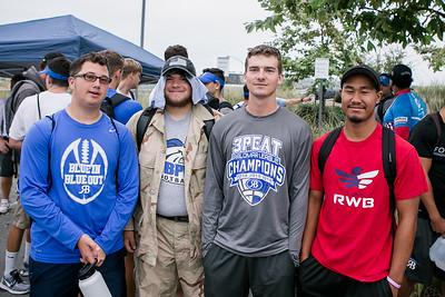 Team RWB Ruck for Veterans