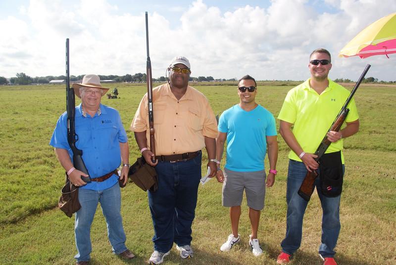 Conoco Phillips Team RWB Sporting Clay Tournament 2016