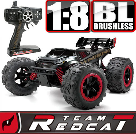 TeamRedcat TRMT8E Venom Duo LiPO Battery Bundle Main