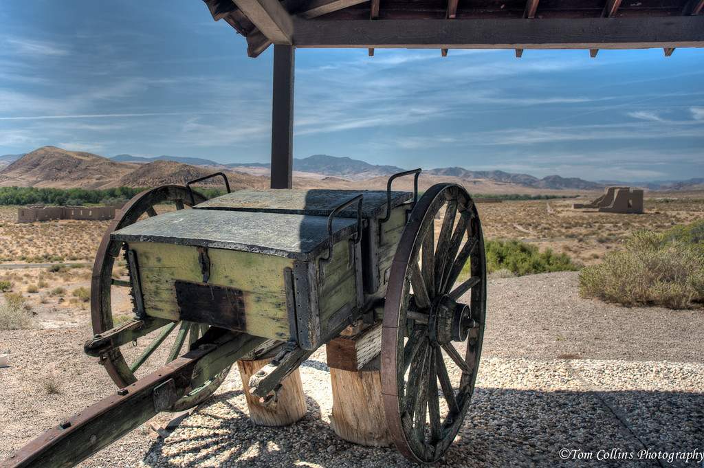 wagon (cason) at ft churchill
