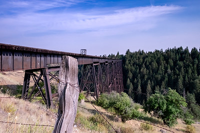 Lawyers Canyon Trestle