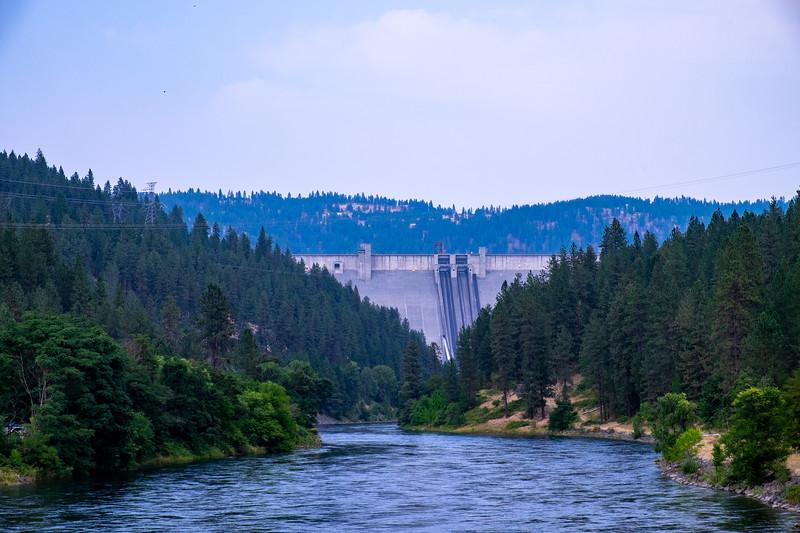 Dworschack Dam