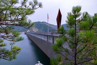 Dworshack Dam