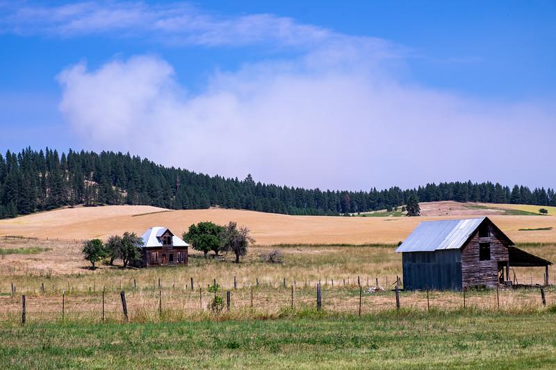 Keuterville, Idaho