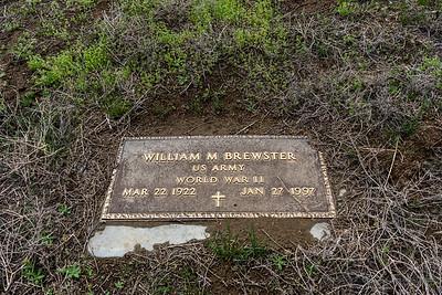 William M Brewster