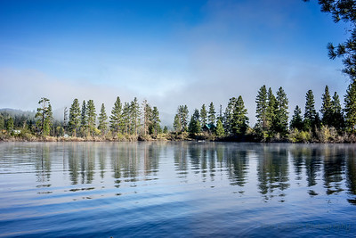 Curlew Lake in Ferry County, Washington