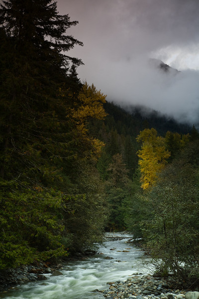 Sites in the Cascade mountains on the drive home off Highway 20.