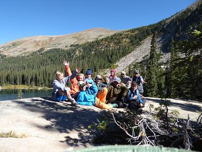 Team Savage Lakes: Middle School Outdoor Ed