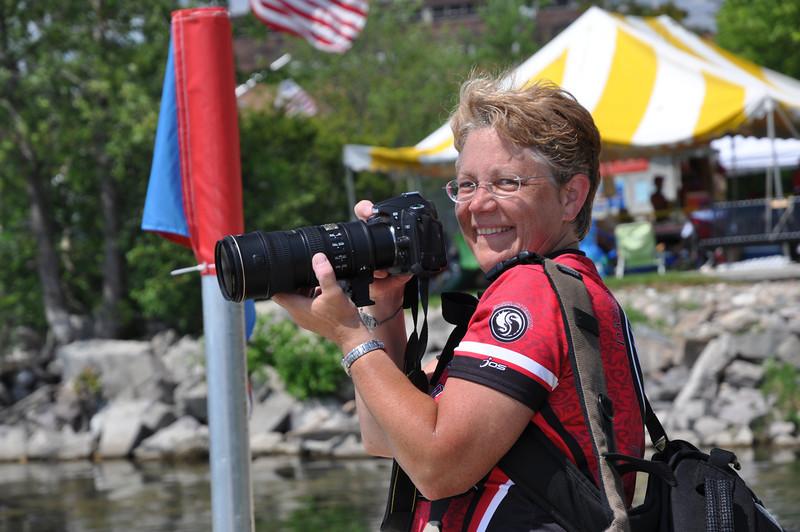 Team Photgrapher Karen Wark