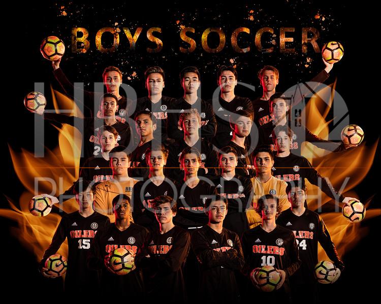 Boys Soccer 2017-18