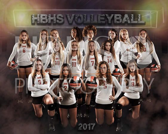Girls Volleyball Specialty 2017-18