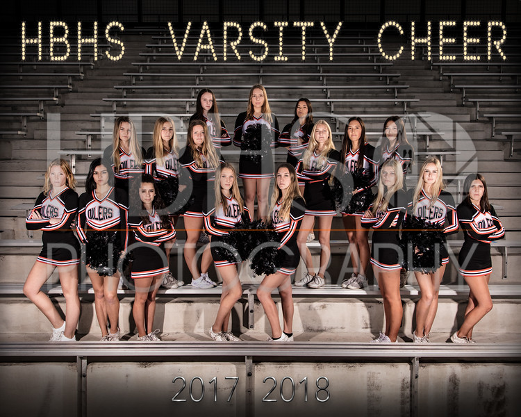 HBHS Cheer Specialty 2017-18