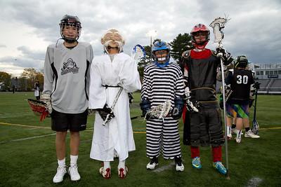 207 Lacrosse Halloween Havoc, Deering Fields Portland, ME 10.27.13