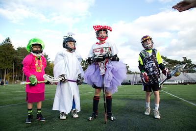207Lacrosse Halloween Havoc, Deering Fields Portland, ME 10.26.14