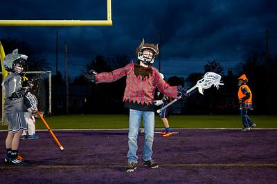 207Lacrosse Halloween Havoc, Deering Fields Portland, ME 10.30.16