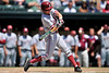 01 June 2008:  Stanford Cardinal Zach Jones (5) during Stanford's 8-4 win over UC Davis at Klein Field at Sunken Diamond in Stanford, CA.