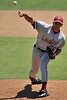 01 June 2008:  Stanford Cardinal Jeffrey Inman (20) during Stanford's 8-4 win over UC Davis at Klein Field at Sunken Diamond in Stanford, CA.