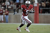 20 September 2008: Stanford running back Anthony Kimble (5) finds open field during the Cardinal's 23-10 victory over the the San Jose State Spartans at Stanford Stadium in Stanford, CA.