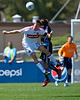 11 April 2009:  \ during the San Jose Earthquakes' 3-1 win over the Chicago Fire at Buck Shaw Stadium in Santa Clara, CA.