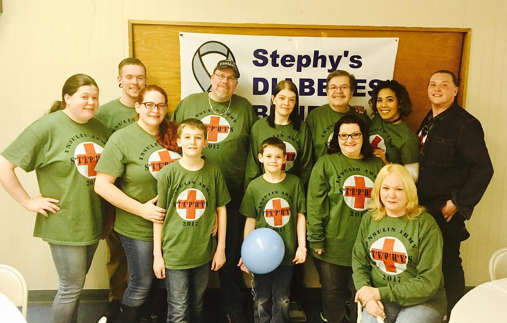 . Team Stephy�s Insulin Army