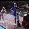 Tina Tess, Barbara George, Melanie Tucker. April 16, 2001
