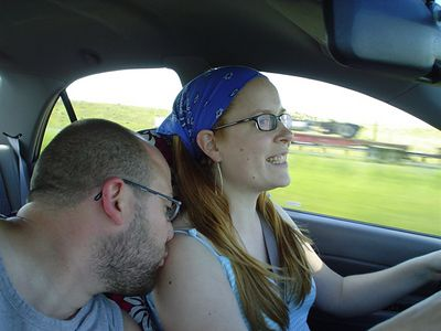 """July '05: """"On the Road"""" with Team WahNerful"""