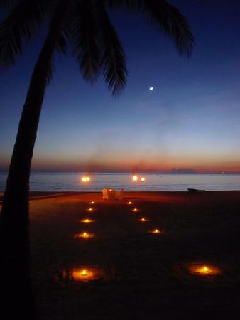 <b>June '09: Team Wahnerful's Jamaican Honeymoon</b>