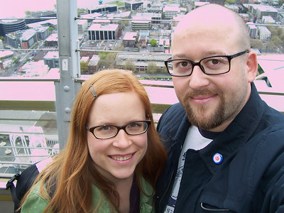 <b>May '08: Team WahNerful in Seattle</b>