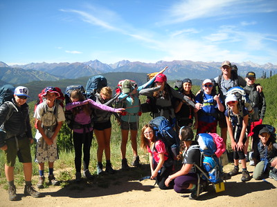 Team Yeckel: Middle School Outdoor Ed